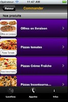 Screenshot of Pizza o3p