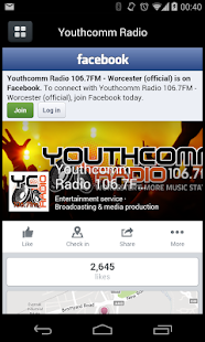 Youthcomm- screenshot thumbnail