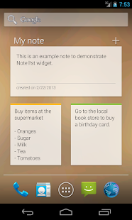 Note l!st notepad: Notes app - screenshot thumbnail