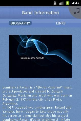 Luminance Factor - screenshot