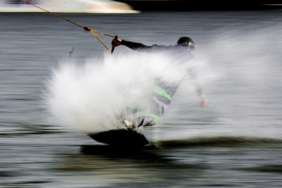 Speed by Jean-Marc Schneider - Sports & Fitness Watersports ( wakeboard, action,  )