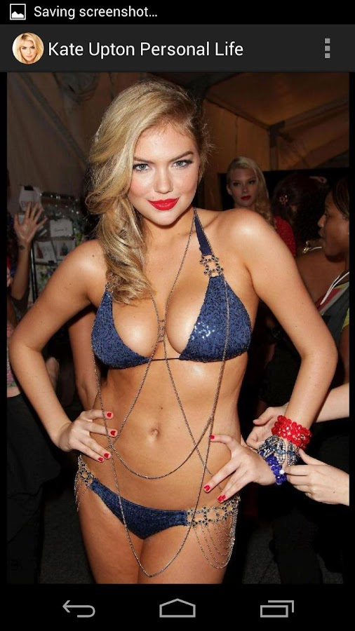 Kate Upton Personal Life - screenshot