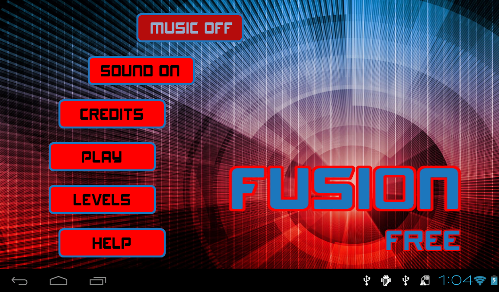 FUSION - free- screenshot