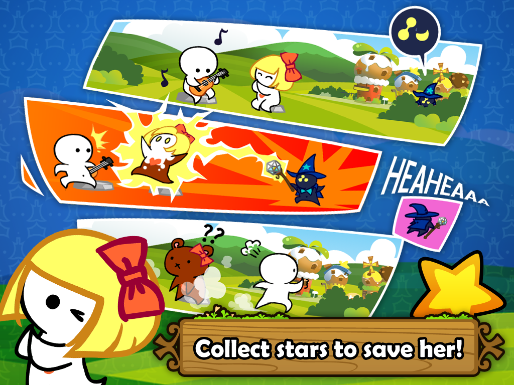 One Tap Hero- screenshot