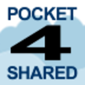 Pocket4Shared icon