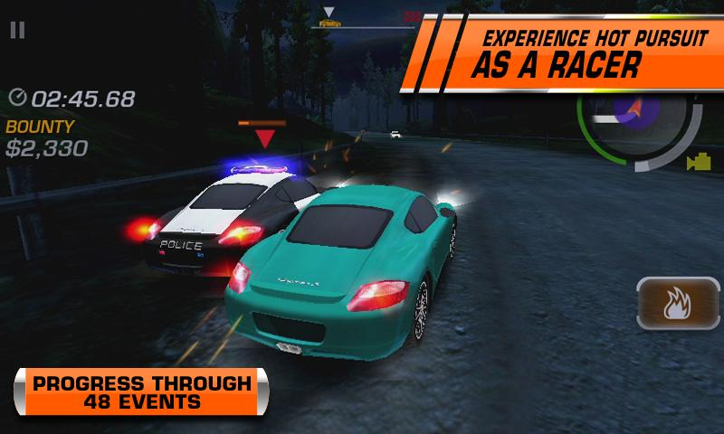 Need For Speed Hot Pursuit Android Reviews At Android Quality Index