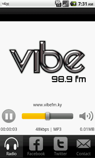 Vibe 98.9 FM Cayman Islands