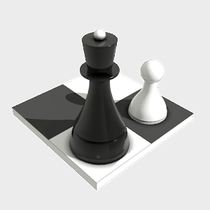 Chess puzzles, Chess tactics for PC and MAC