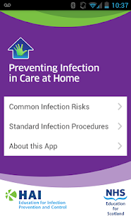 Preventing Infection At Home