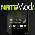 NateModz Green CM10 Theme logo
