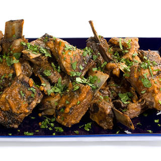 Spiced Lamb Riblets