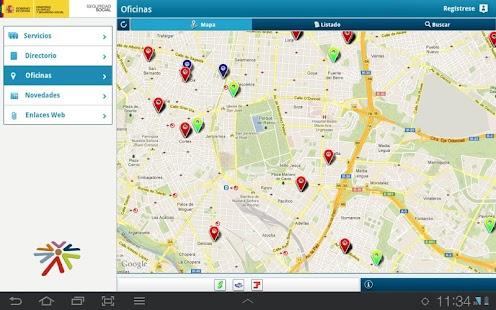 Seg-Social Seg. Social Móvil - screenshot thumbnail