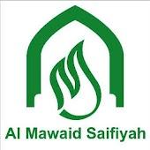 Mawaid Saifiyah