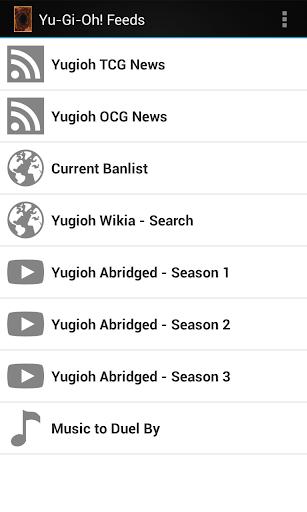 Yu-Gi-Oh Helper