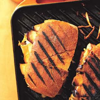Smoked Turkey Panini.