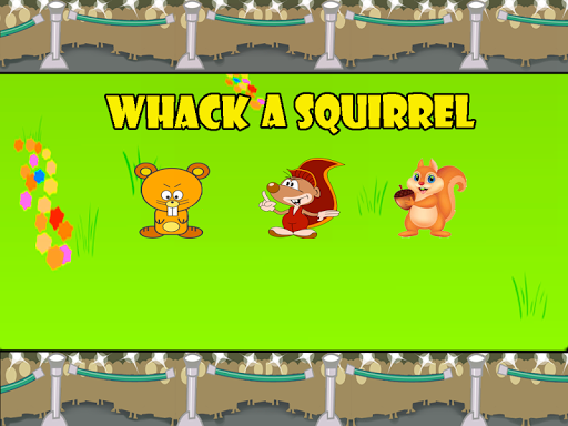 Whack A Squirrel