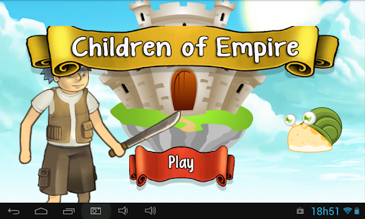 Children of Empire