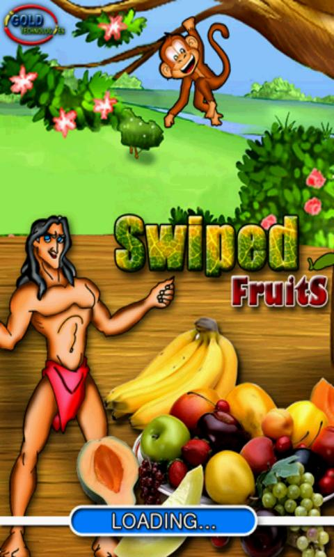 Swiped Fruits- screenshot