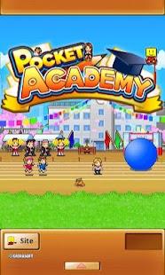 Pocket Academy Lite Screenshot 5