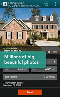 Realtor.com Real Estate, Homes - screenshot thumbnail