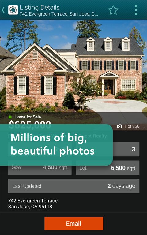 Realtor.com Real Estate, Homes - screenshot