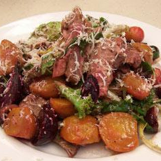 Warm Squab, Duck and Cherry Salad Recipe