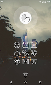Outcast Icons Theme v1.1