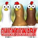 Chicktionary logo