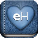 eHarmony – Love Begins Here logo