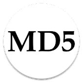 MD5 Text Hash