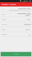 Screenshot of Union Bank Mobile Banking