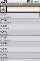 Screenshot of BKS US Postal Codes Reference