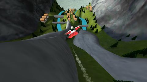 Wingsuit Lite Screenshot 12