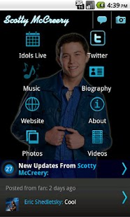 Scotty McCreery - Official - screenshot thumbnail