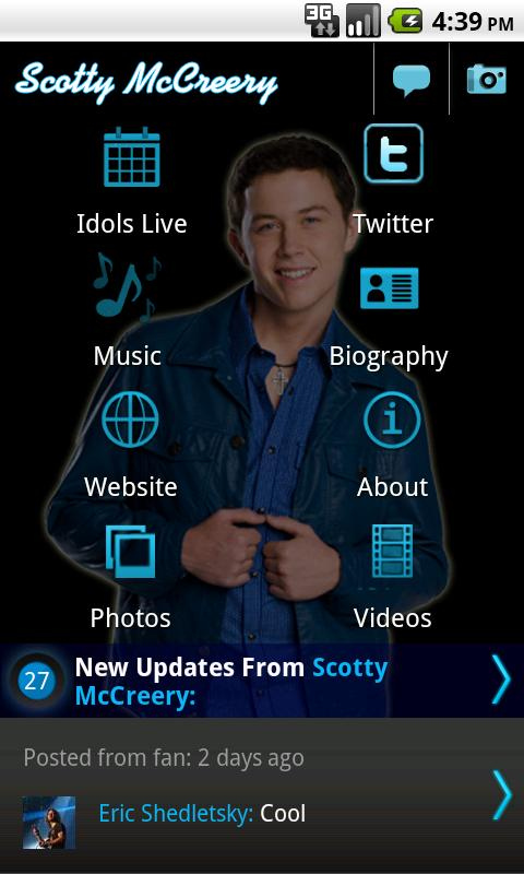 Scotty McCreery - Official - screenshot