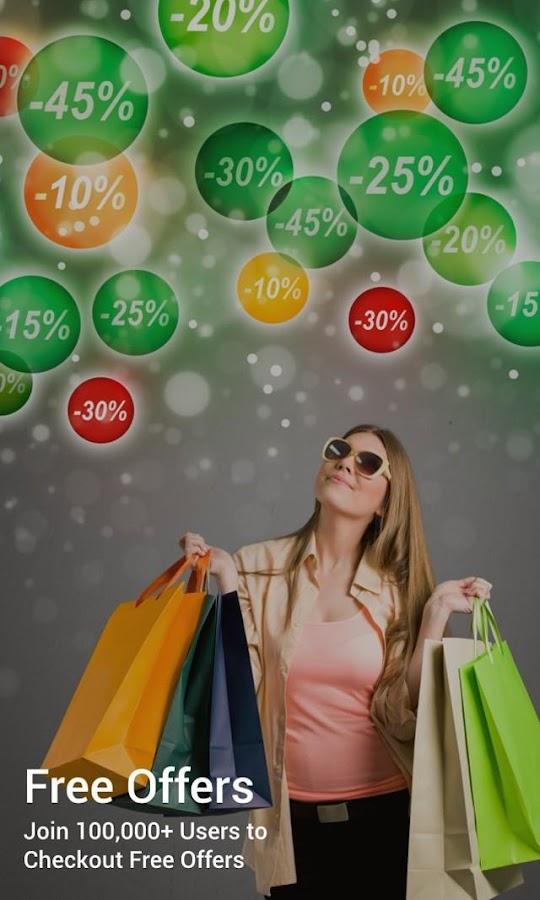 Free Deals, Offers & Coupons - screenshot