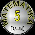 Matematika pro 5. ročník ZŠ icon