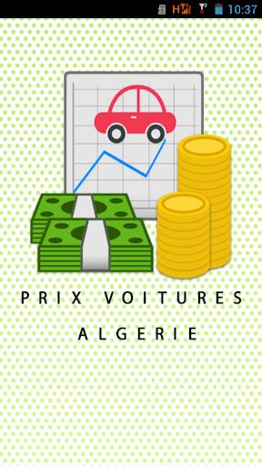 Prix Voitures Algérie