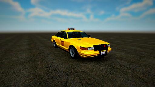 Crazy Taxi Driving Simulator