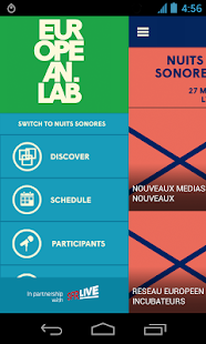 Nuits sonores & European Lab - screenshot thumbnail