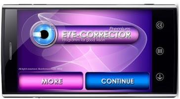 Screenshot of Eye-Corrector Premium