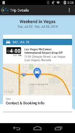 TripIt: Trip Planner (No Ads) Screenshot 5