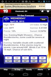 FOX19 Storm Tracker Weather - screenshot thumbnail