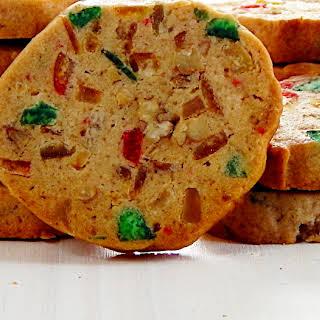 Fruitcake Cookies.