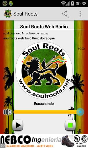 Soul Roots Web Rádio