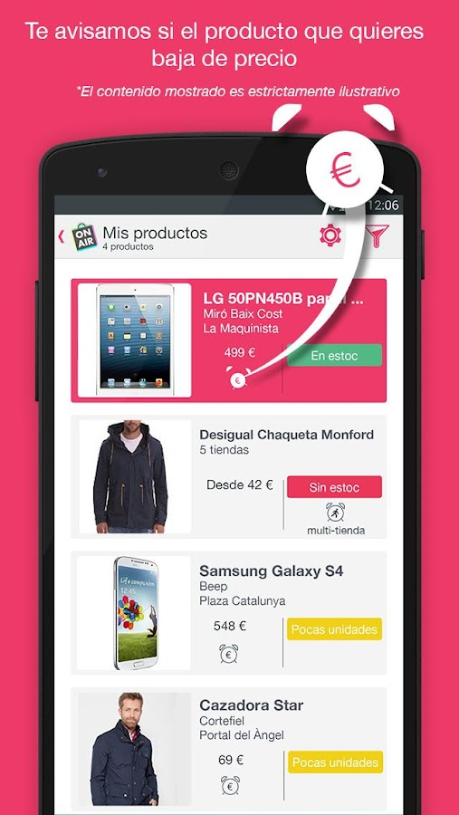 ONAIR SHOPPING- screenshot
