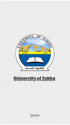 Zakho University زانكویا زاخو