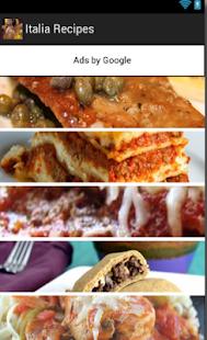 意大利食譜