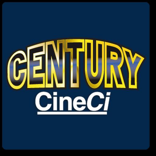 Century CineCi LOGO-APP點子