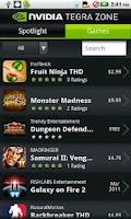Screenshot of NVIDIA Globe